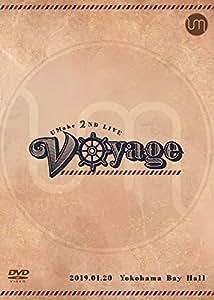 UMake 2nd Live ~Voyage~[DVD]〈初回版〉