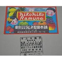 東京ニコニコラムネ製菓本舗 新初恋加糖れん乳.ラムネ特大大30 (1箱30個入り)