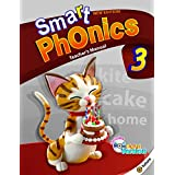 e-future 英語教材 Smart Phonics Level 3 Teacher's Manual CD付