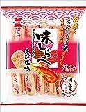 岩塚製菓  味しらべえび塩味  32枚×12袋