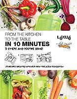 "Lekue"" 10分"" Cookbook"