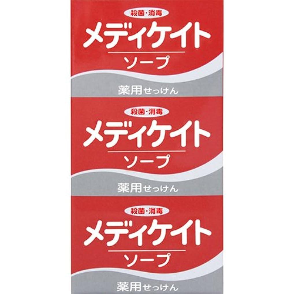 ブラウザボルト研究薬用メディケイトソープ 100g×3個入 [医薬部外品]