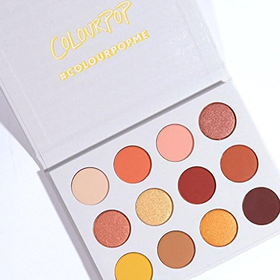 ポルトガル語犯人インタビューColourPop - Pressed Powder Shadow Palette - Yes, Please!