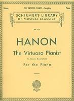 HANON - El Pianista Virtuoso (60 Ejercicios) para Piano