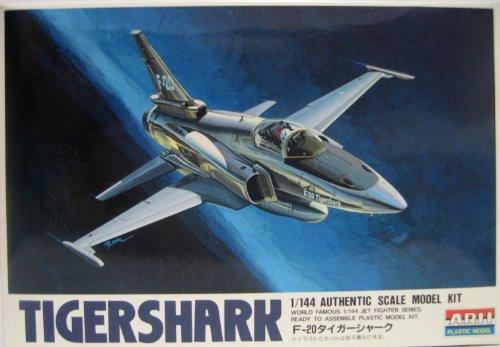 1/144 ジェットファイターシリーズシリーズ F-20タイガーシャーク
