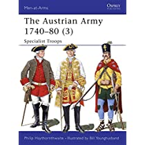 The Austrian Army 1740-80 (3): Specialist Troops (Men-at-Arms)