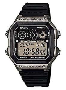 [カシオスタンダード]CASIO STANDARD 【カシオ】CASIO STANDARD 腕時計 AE-1300WH-1A【逆輸入モデル】 AE-130...