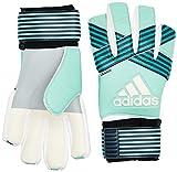 adidas(アディダス) サッカー ゴールキーパーグローブ ACE リーグ エナジーアクアF17/エナジーブルー S17/レジェンドインクF17/トレースブルーF17(BS4187) DKN32 7-