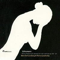 Robert Schumann: The 2 Violin Sonatas / Fantasiestucke, Op.73 (2006-07-25)