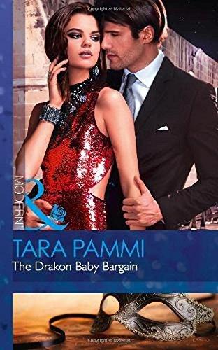 Download The Drakon Baby Bargain (The Drakon Royals) 0263924386