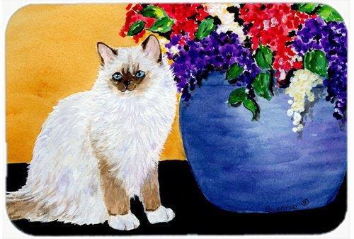ラグドールガラスは、大まな板 - キャロラインはSS8604LCB猫の宝物