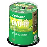 VHR12JP100SJ1 [DVD-R 16倍速 100枚組]