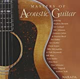 Masters Of Acoustic Guitar by Various Artists (1997-11-04)