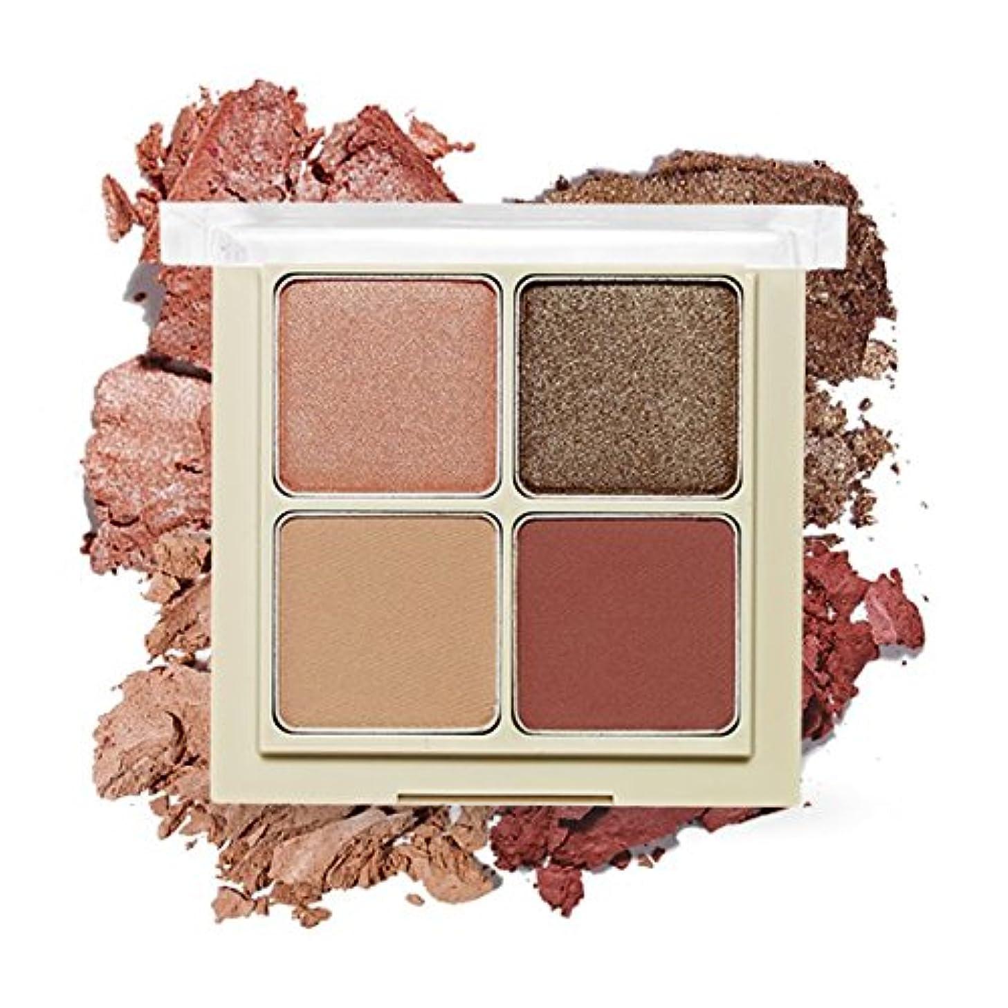 非常に褐色大使ETUDE HOUSE Blend For Eyes #01 Dried Rose / エチュードハウス ブレンドフォーアイズ #01ドライローズ [並行輸入品]