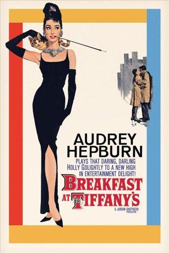 ポスター オードリー・ヘプバーン ティファニーで朝食を PP-30403