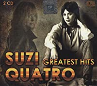 SUZI QUATRO Greatest Hits 2CD set in Digipak [CD Audio]