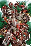 1000ピース ジグソーパズル 仮面ライダーシリーズ 菅原芳人WORKS 栄光の昭和ライダー(51x73.5cm)
