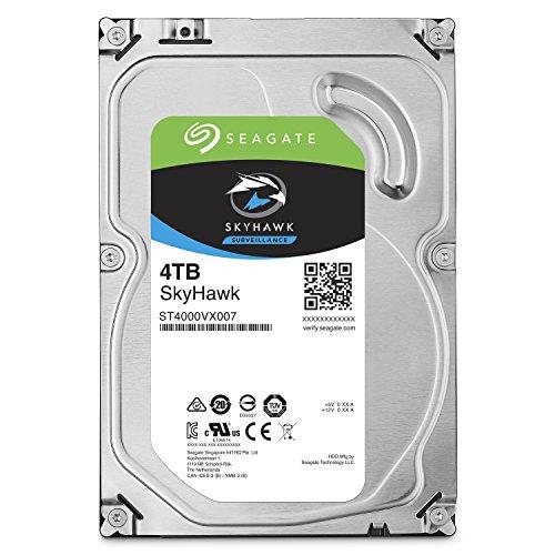 Seagate 内蔵ハードディスク 3.5インチ 4TB ビ...