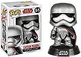 Funko - Figurine Star Wars Les Derniers Jedi - Captain Phasma Pop 10cm - 0889698147392