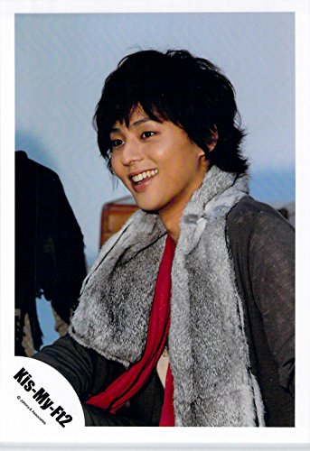 Kis-My-FT2・【公式写真】・・ 藤ヶ谷太輔・✩ ジャニーズ公式 生真【スリーブ付】 fa 139