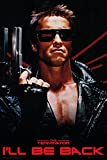 The Terminator Poster I'll Be Back (Teaser) (61cm x 91,5cm)