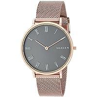 Skagen Slim Hald Stainless Steel watch
