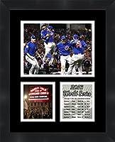 シカゴ・カブス2016ワールドシリーズ写真コラージュFramed 11x 14