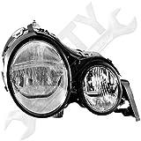 HELLA 007390121 Mercedes-Benz E-Class W210 Passenger Side Headlight Assembly [並行輸入品]
