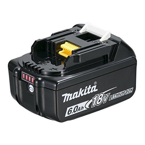 マキタ リチウムイオンバッテリー BL1860B 18V 6.0Ah A-60464