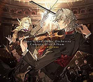 【Amazon.co.jp限定】Fate/Grand Order Orchestra Concert -Live Album- performed by 東京都交響楽団(オリジナル特典:「デカジャケ&マイクロファイバーミニタオル」付)(完全生産限定盤)
