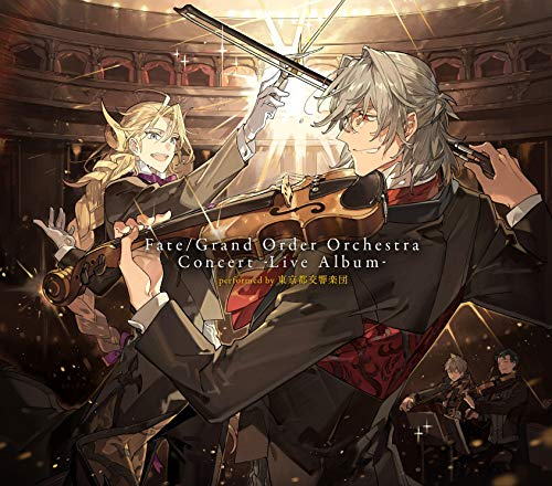 Fate Grand Order Orchestra Concert -Live Album- performed by 東京都交響楽団(完全生産限定盤)
