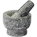 Davis & Waddell Traditional Granite Mini Mortar & Pestle Traditional Granite Mini Mortar & Pestle, Multi, DES0272