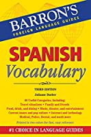 Spanish Vocabulary (Barron's Vocabulary)