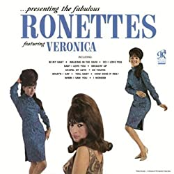 Presenting the Fabulous Ronettes [12 inch Analog]