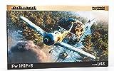 エデュアルド 1/48 プロフィパック Fw190F-8 プラモデル EDU82139