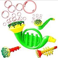 RaiFu シャボン玉 水を吹くおもちゃ バブルソープ バブルブロワー 屋外 子供玩具