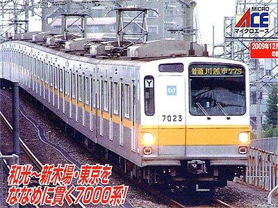 Nゲージ A3578 東京メトロ7000系 後期型 冷房車 6両基本セット
