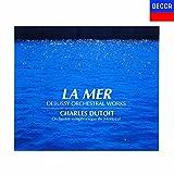 ドビュッシー:交響詩《海》、牧神の午後への前奏曲、夜想曲 他 (SHM-CD)