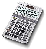 カシオ 本格実務電卓 日数&時間計算 グリーン購入法適合 ジャストタイプ 12桁 JS-20DB-N