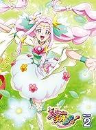 [Amazon.co.jp限定]魔法つかいプリキュア! Blu-ray vol.2(B2サイズ布ポスター付)