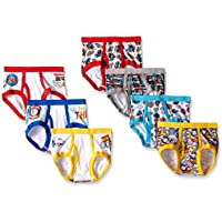 Handcraft Little Boys' Thomas Brief (Pack of Seven) - Multi-Colored