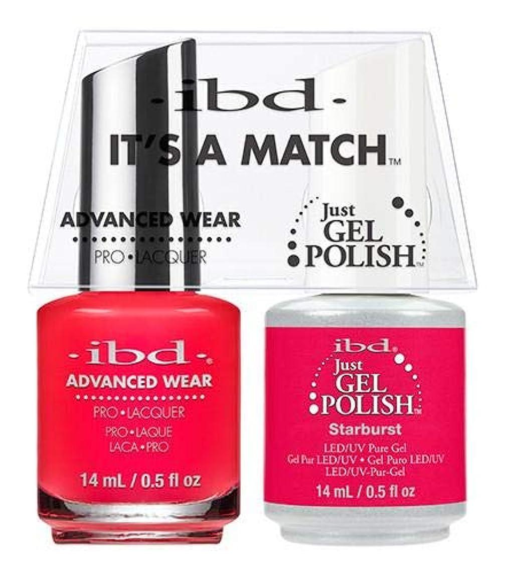 ギャラントリー反対に警告IBD Advanced Wear -