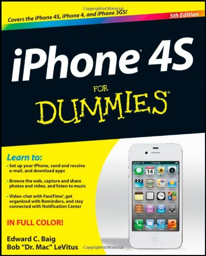 Download iPhone 4S For Dummies 1118036719