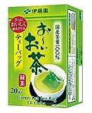 伊藤園 おーいお茶 緑茶 ティーバッグ 20袋