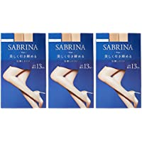 [グンゼ]SABRINA Shape (サブリナ シェイプ) ストッキング〈同色3足組〉 SB420  ウィメンズ