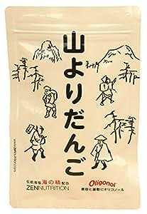 ZEN NUTRITION(ゼンニュートリション) 山よりだんご 80g 180707