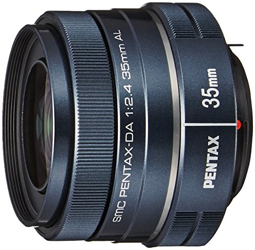 PENTAX 標準単焦点レンズ DA35mmF2.4AL ネイビー Kマウント APS-Cサイズ 21995