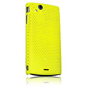 MSY Polyvalent Series ウェブケース for Xperia arc Spring Green/スプリンググリーン EPA02-001GR