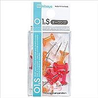 【まとめ売り】 ミツヤ カラーピンボンゴ フルーツ 15本 (OS-11-F 10セット)