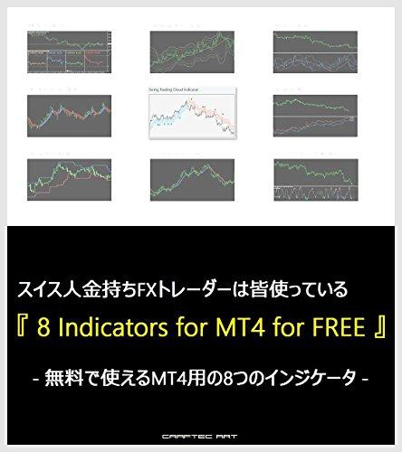 スイス人金持ちFXトレーダーは皆使っている 『 8 Indicators for MT4 for FREE 』 - 無料で使えるMT4用の8つのインジケータ